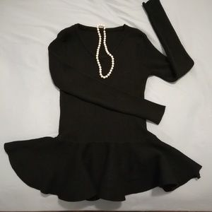 Sweaters - Black winter sweater
